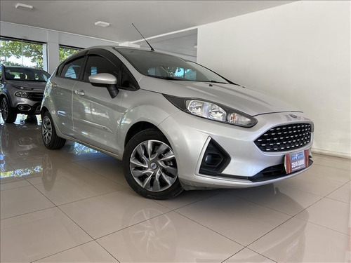 Ford Fiesta New Fiesta Se Plus 1.6 16v (aut)
