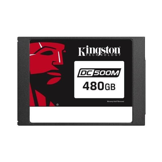 Ssd Kingston 480gb 2,5 Sata 3 P/ Servidor Sedc500m/480g