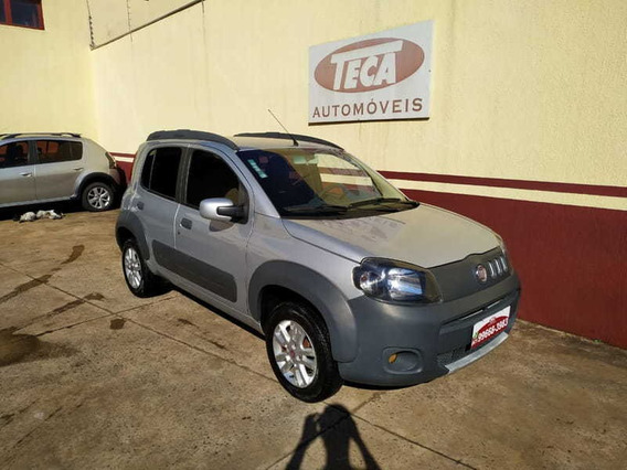Fiat Uno Way 1.4 8v (flex) 4p 2012