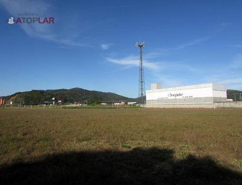 Imagem 1 de 10 de Terreno À Venda, 53021 M² Por R$ 23.330.000,00 - Canhanduba - Itajaí/sc - Te0107
