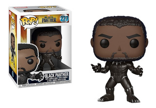 Funko Pop! Marvel Black Panther Movie Black Panther