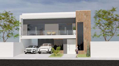 Imagem 1 de 7 de Planta De Casa 3 Quartos - Projeto Arquitetônico Completo