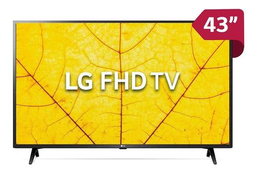 Imagen 1 de 8 de Smart Tv LG 43' Fullhd Nuevo Modelo 43lm6300 Wifi Bt Amv