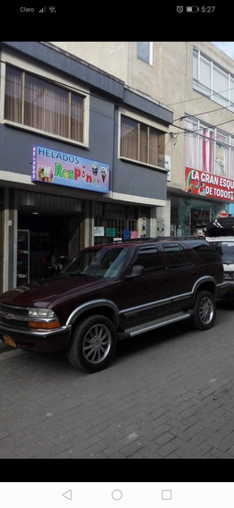 Chevrolet Blazer Camioneta Full Equip