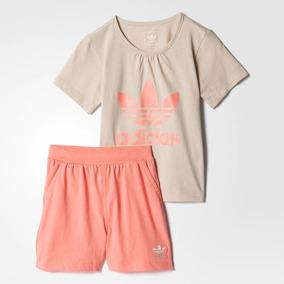 1bebdfe237 Adidas - Conjuntos Infantis Com Short no Mercado Livre Brasil