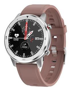 Smartwatch Lemfo Dt78 Ip68 Frequência Pressão Arterial