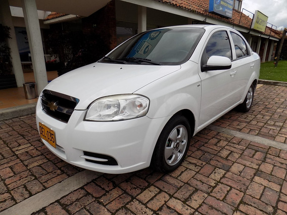 Chevrolet Aveo Emotion Mt