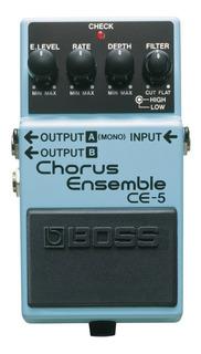 Pedal De Efecto Guitarra Electrica Boss Ce-5 Chorus Ensamble