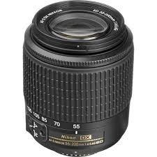 Af-s Dx Vr Zoom-nikkor 55-200mm