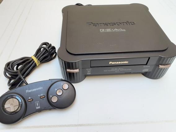 3do Fz1 Panasonic Nao Le Os Jogos Frete Gratis 12x Sem Juros