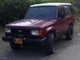 Chevrolet Trooper 1990