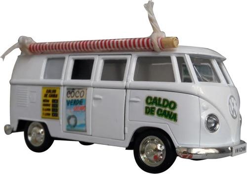Miniatura Kombi Caldo De Cana