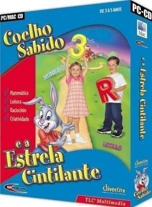 Coelho Sabido E A Estrela Cintilante