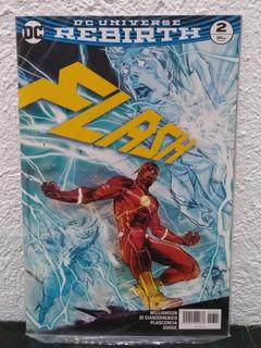 The Flash #2 Dc Rebirth Televisa