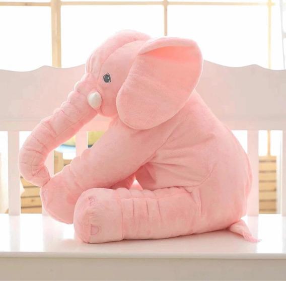 Almofada Elefante De Pelúcia