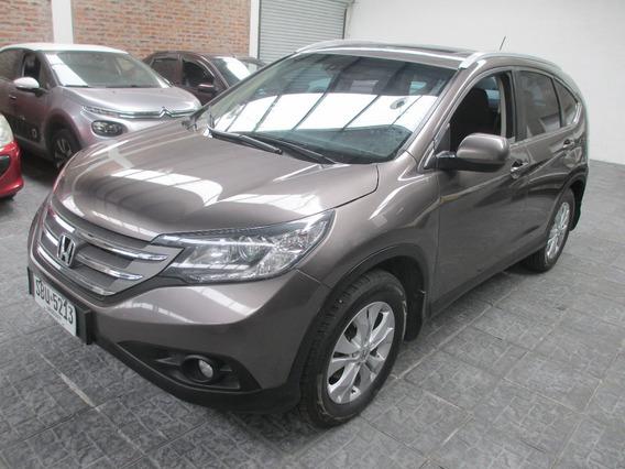 Crv Automatica 4x4 2014 Exelente Permuto Y/o Financio