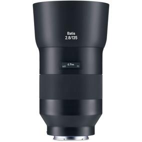Objetiva Zeiss Batis 135mm F/2.8 E-mount - Usada