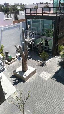 Loft Amueblado Zavaleta, De Dos Niveles + Roof Garden