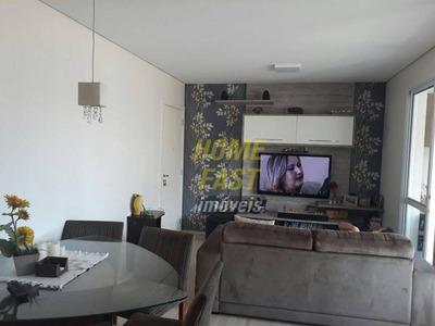 Apartamento No Isla Lago Dos Patos Com 3 Dormitórios À Venda, 88 M² Por R$ 550.000 - Vila Galvão - Guarulhos/sp - Ap0661