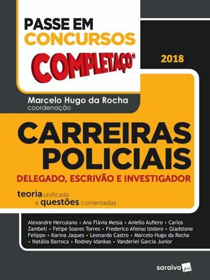 Passe Em Concursos - Completaco - Carreiras Policiais - De