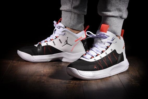 Polinizar pavimento Plano  Zapatillas Jordan Blancas Hombres Nike en Mercado Libre Perú