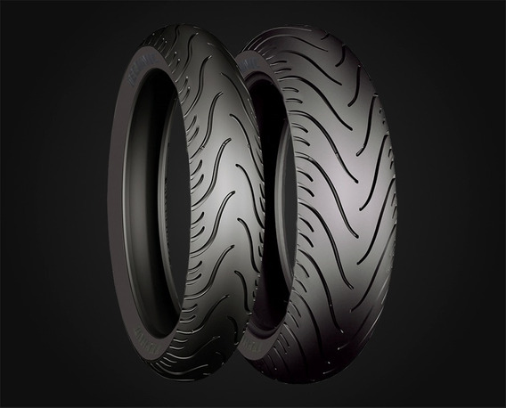 Pneu Michelin Pilot Road 2 180/55-17