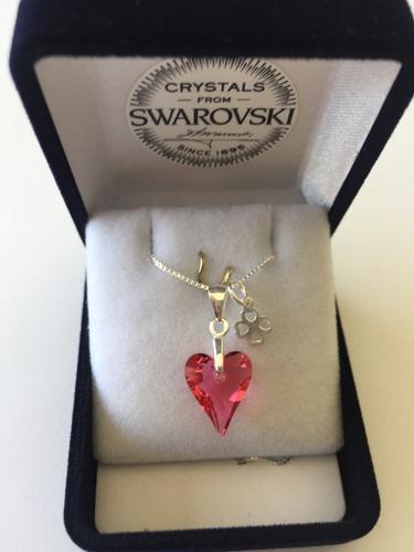 3c90a3300266 Conjunto Cristal Swarovski Wild Collar - Joyería Collares y Cadenas ...