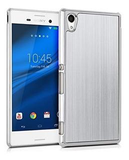 Kwmobile Premium - Carcasa Para Sony Xperia M4 Aqua Con Part