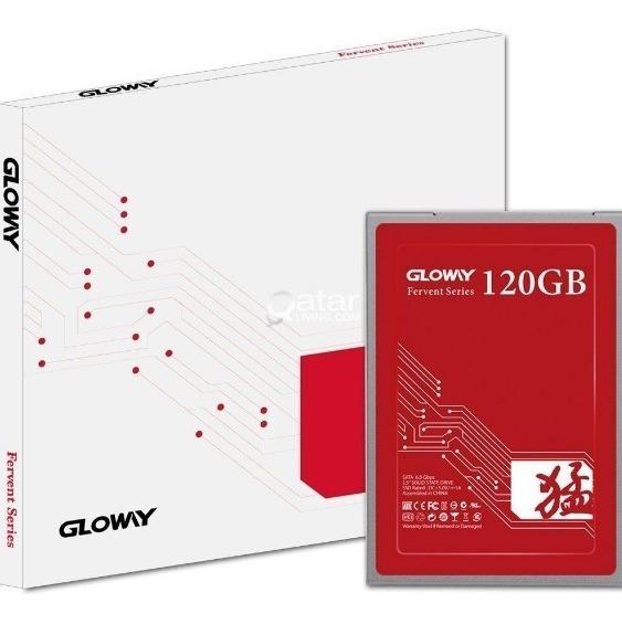 Hd Ssd Notebook Pc Gloway 2.5 Sata 3.0 Plus 120gb 500mb/s Nf