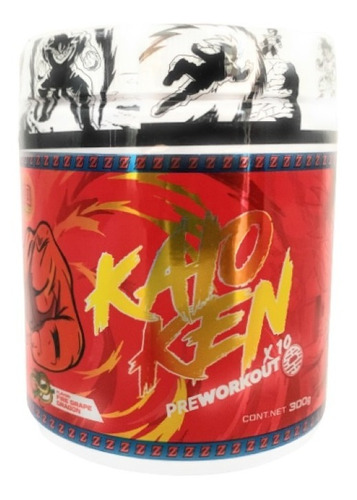 Kaioken X10 Varios Sabores 300gr Envio Hoy