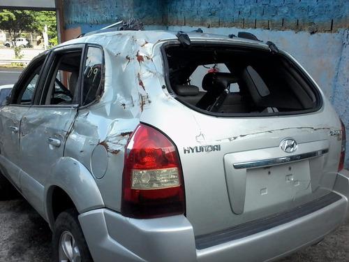 Hyundai Tucson 2.0 Gls - Sucata Só Peças