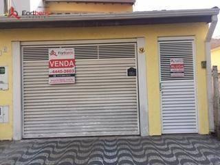 Sobrado Com 3 Dormitórios À Venda, 125 M² Por R$ 450.000,00 - Serpa - Caieiras/sp - So0785