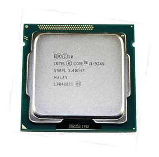 Procesador Intel Core I3 3240 3.4 Ghz Sin Cooler Oem