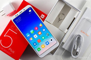 Xiaomi Redmi 5 Plus 32gb/3gb Ram Preto Rom Global
