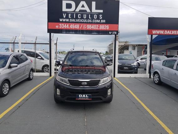 Kia Sorento 3.5 V6 24v 278cv 4x4 Aut.7 Lugares 2014
