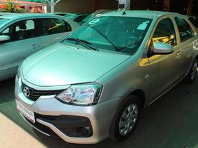 Etios Sedan 1.5 X 2018