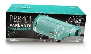 Parlante Bkt Pbb401 Bluetooth Resistente Al Agua Ramos Mejia