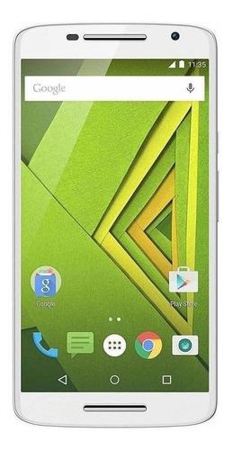 Imagen 1 de 5 de  Moto X Play Dual SIM 16 GB blanco 2 GB RAM