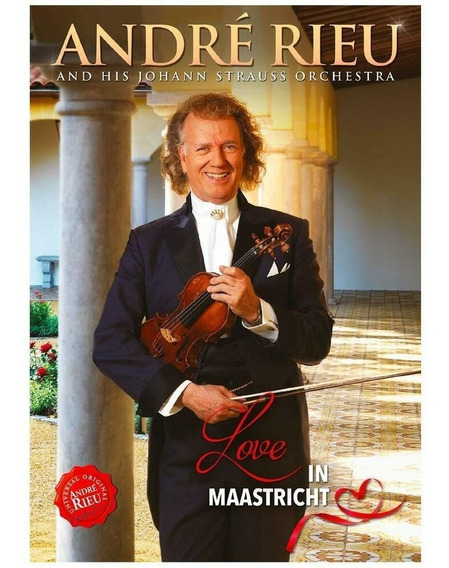 Dvd Andre Rieu - Love In Maastricht
