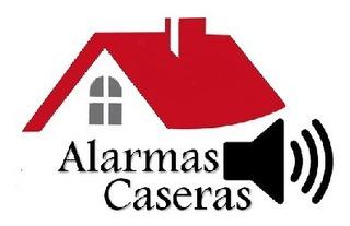 Alarmas Caseras - Alarmas Con Sonido - Alarmas Casa Negocio