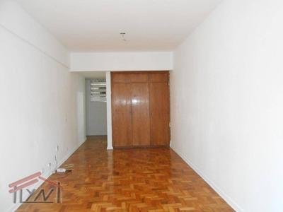 Kitnet Com 1 Dormitório Para Alugar, 28 M² Por R$ 1.000/mês - Bela Vista - São Paulo/sp - Kn0029