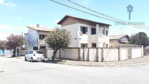 Imagem 1 de 30 de Sobrado Com 4 Dormitórios À Venda, 217 M²- Jardim Bela Vista - Boituva/sp - So0471