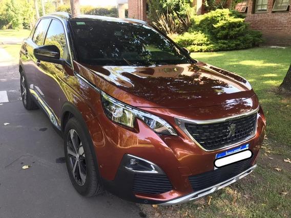 Peugeot 3008 Gt-line Hdi Tiptronic 2.0 2018