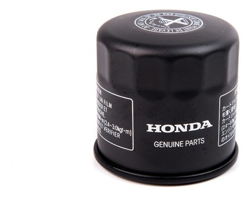 Filtro De Aceite Honda Original Cbr Africa Cb500 Nc 700/750