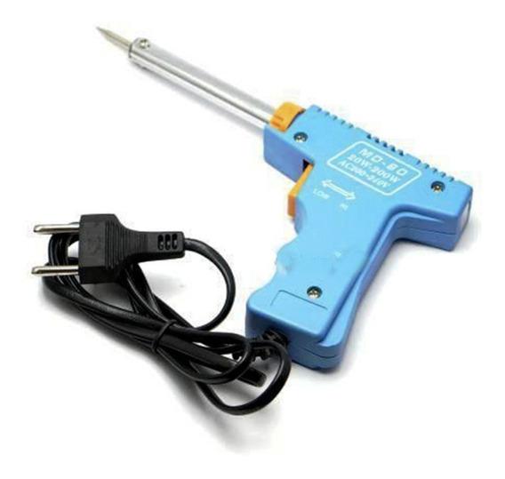 Soldador Tipo Pistola Doble Temperatura 20-120w Oferta