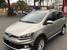 Volkswagen Suran Cross Highline 2016