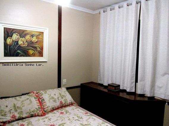 Apartamento Para Venda Em São Paulo, Vila Butantã, 3 Dormitórios, 1 Suíte, 2 Banheiros, 2 Vagas - 2510