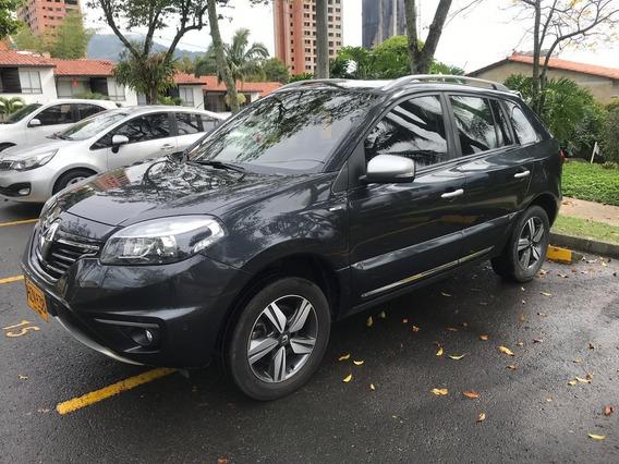 Camioneta Renault Koleos 4x4 Automatica Bose Gasolina 2015