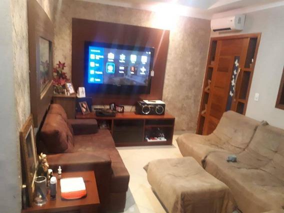 Casa Com 2 Dormitórios À Venda, 108 M² Por R$ 290.000,00 - Parque Residencial Abílio Pedro - Limeira/sp - Ca0204