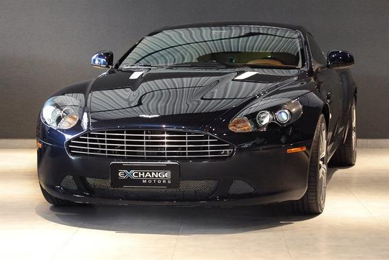 Aston Martin Db9 6.0 V12 48v Gasolina 2p Automático